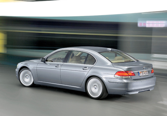 Bmw X Series >> Wallpapers of BMW 750Li (E66) 2005–08 (640x480)