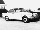 BMW 700 1959–62 wallpapers