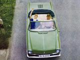 Photos of BMW 700 Cabriolet 1961–64