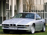 BMW 850i (E31) 1989–94 photos