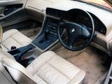 BMW 840 Ci UK-spec (E31) 1993–99 images