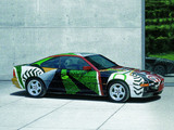 BMW 850 CSi Art Car by David Hockney (E31) 1995 photos
