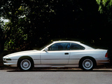 Images of BMW 850i (E31) 1989–94