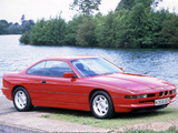 Images of BMW 840 Ci UK-spec (E31) 1993–99