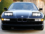 Images of BMW 850 CSi US-spec (E31) 1993–95
