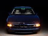 Photos of BMW 850 CSi US-spec (E31) 1993–95