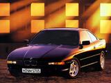 Photos of BMW 850 Ci (E31) 1994–99