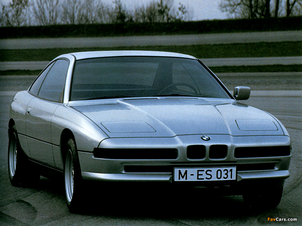Photos Of Bmw 8 Series Prototype E31 1987 1024x768