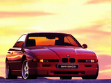 Photos of BMW 850CSi (E31) 1992–96