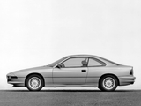 Pictures of BMW 850i (E31) 1989–94