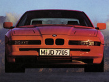 BMW 850i (E31) 1989–94 wallpapers