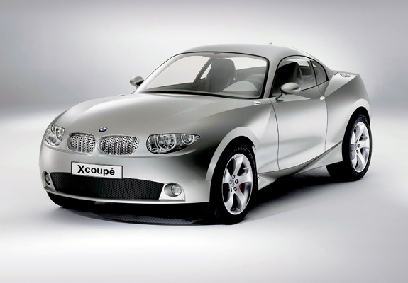 Download / Preview - BMW X Coupe Concept 2001 pictures