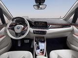 Wallpapers of BMW Concept Active Tourer 2012
