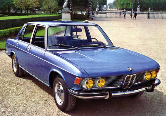 Bmw 2500 E3 1968 77 Photos 1024x768