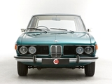 Pictures of BMW 2500 UK-spec (E3) 1968–77
