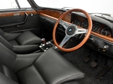 BMW 3.0 CSL UK-spec (E9) 1972–73 wallpapers