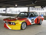 BMW 3.0 CSL Art Car by Alexander Calder (E9) 1975 photos