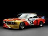 BMW 3.0 CSL Art Car by Alexander Calder (E9) 1975 pictures