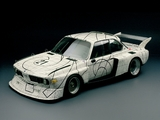 BMW 3.0 CSL Group 5 Art Car by Frank Stella (E9) 1976 images