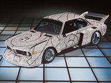Images of BMW 3.0 CSL Group 5 Art Car by Frank Stella (E9) 1976