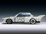 Wallpapers of BMW 3.0 CSL Group 5 Art Car by Frank Stella (E9) 1976