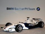 BMW Sauber F1-06 2006 wallpapers