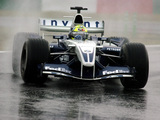 Pictures of BMW WilliamsF1 FW26 (B) 2004