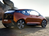 Wallpapers of BMW i3 Concept Coupé 2012