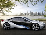 BMW i8 Concept 2011 photos