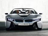 BMW i8 Concept Spyder 2012 photos