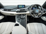 BMW i8 UK-spec 2014 images
