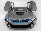 BMW i8 Pebble Beach Concours d'Elegance Edition 2014 pictures