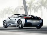 Images of BMW i8 Concept Spyder 2012