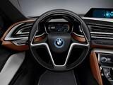 Photos of BMW i8 Concept Spyder 2012