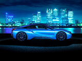 Photos of BMW i8 UK-spec 2014