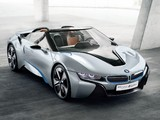 Pictures of BMW i8 Concept Spyder 2012