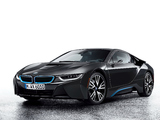 Wallpapers of BMW i8 Mirrorless Concept (I12) 2016