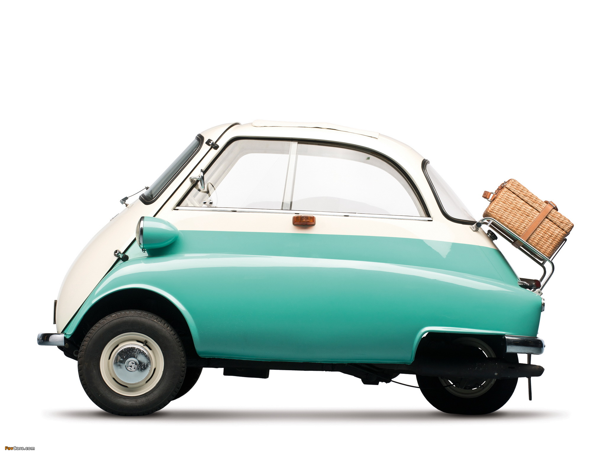 Bmw Isetta Picture Photos 1955 2 1600x Favcars With A Corvair Engi Engineswapdepot
