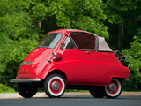 Wallpapers of BMW Isetta 300 Cabriolet 1956–62