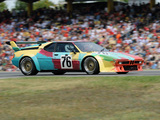 Images of BMW M1 Group 4 Rennversion Art Car by Andy Warhol (E26) 1979