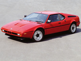 BMW M1 (E26) 1978–81 wallpapers