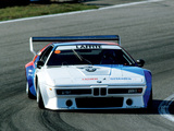 Wallpapers of BMW M1 Procar (E26) 1979–81