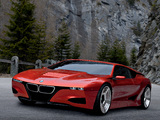 Wallpapers of BMW M1 Hommage Concept 2008