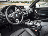 Pictures of BMW M2 Coupé (F87) 2015