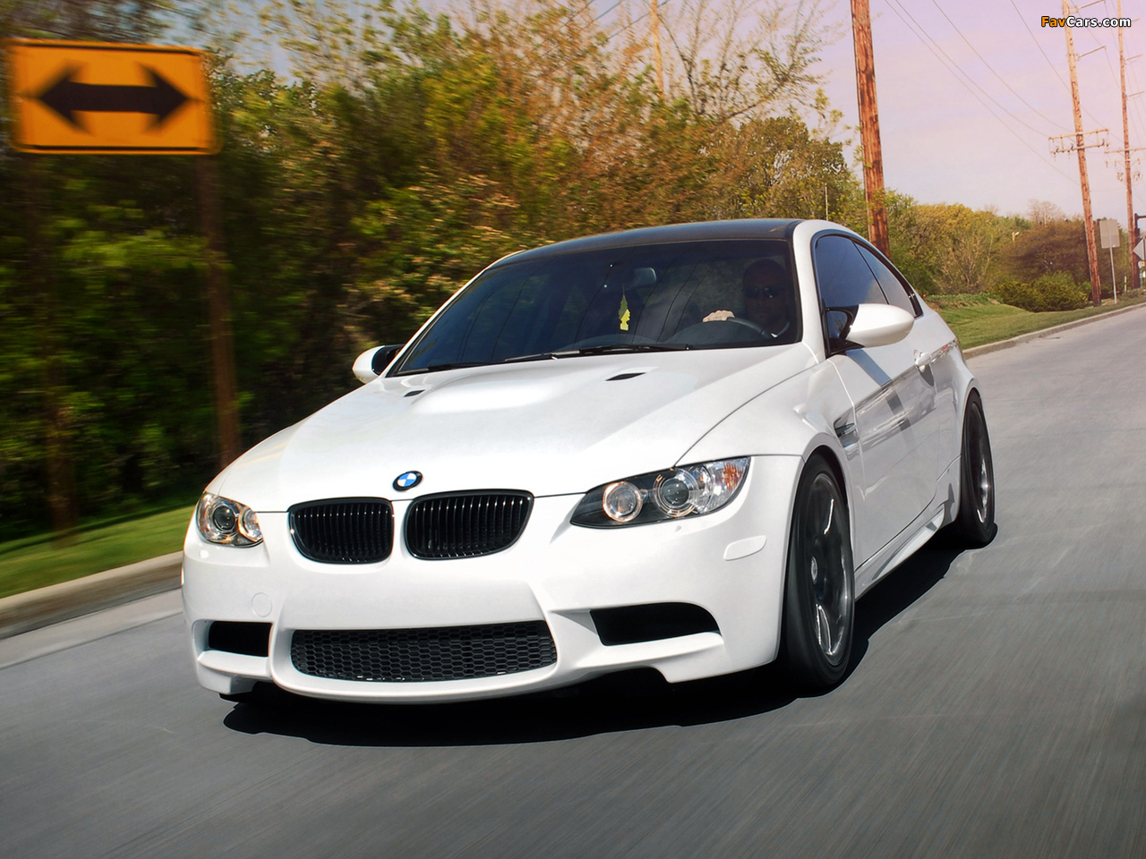 IND BMW M3 Coupe (E92) 2011 Wallpapers (1280x960