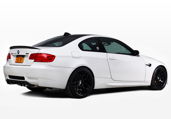 of IND BMW M3 Coupe VT2 600 E92 2012