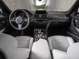 Images of 2015 BMW M3 US-spec (F80) 2014