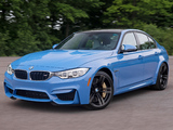 Wallpapers of 2015 BMW M3 US-spec (F80) 2014