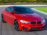 BMW M4 Coupé AU-spec (F82) 2014 images