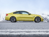 BMW M4 Coupé UK-spec (F82) 2014 wallpapers